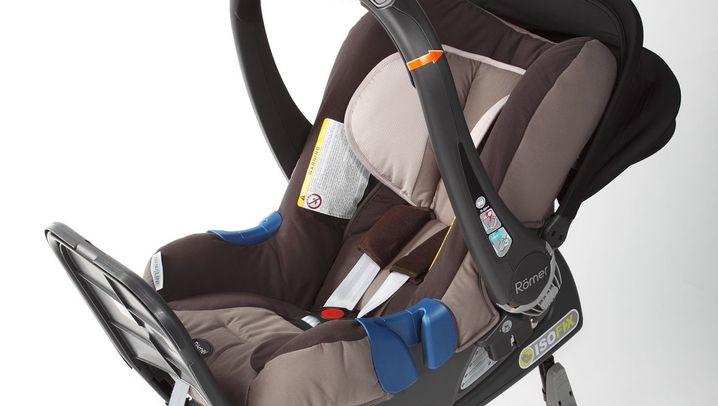 ADAC-Test: Kindersitze im Vergleich