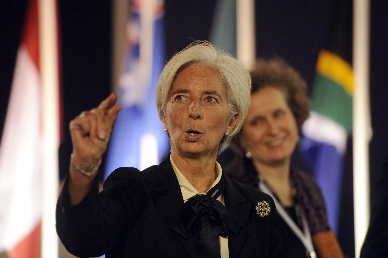 IWF / Lagarde