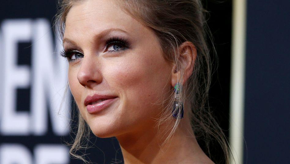 Musikerin Taylor Swift: Findet, dass hart arbeitende Frauen Besseres verdienen