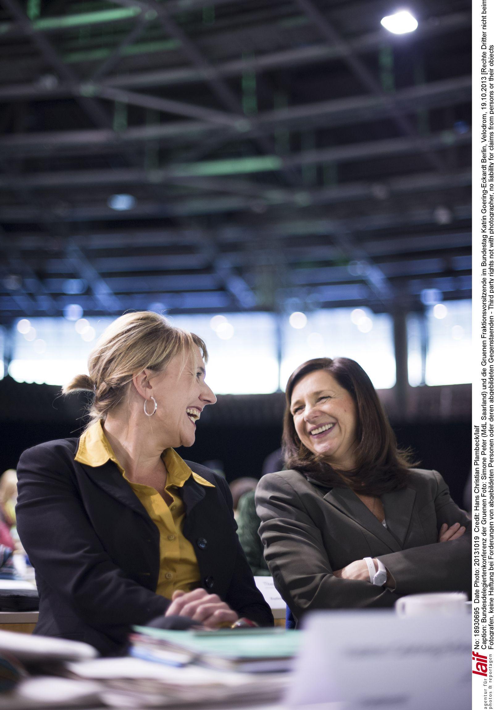 EINMALIGE VERWENDUNG SPIEGEL Plus SPIEGEL 3/2017 S.38 Frauenproblem Grüne STARTBILD