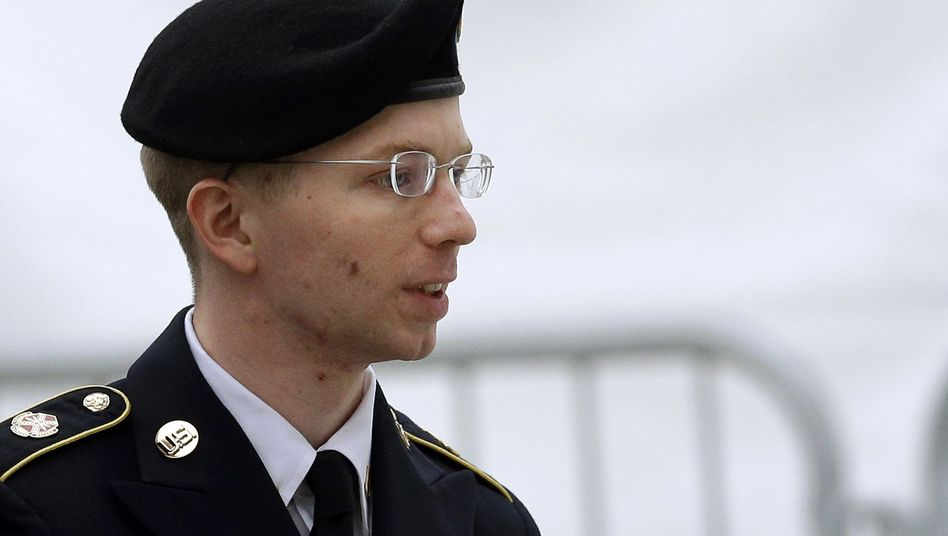 """Angeklagter Manning: """"Was würdest du tun?"""""""