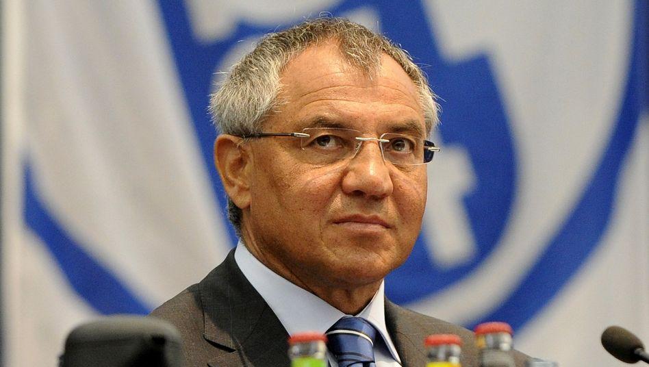 Schalke-Trainer Magath: Keine Notverkäufe
