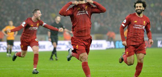 Premier League: Serie des FC Liverpool endet einfach nicht