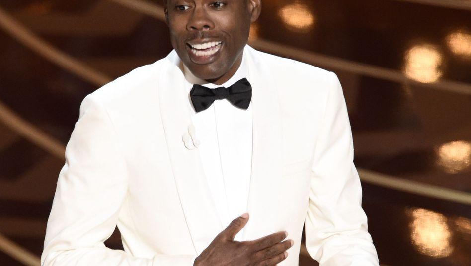 "Chris Rock bei denOscars 2016: ""Klar, verdammt, ist Hollywood rassistisch!"""
