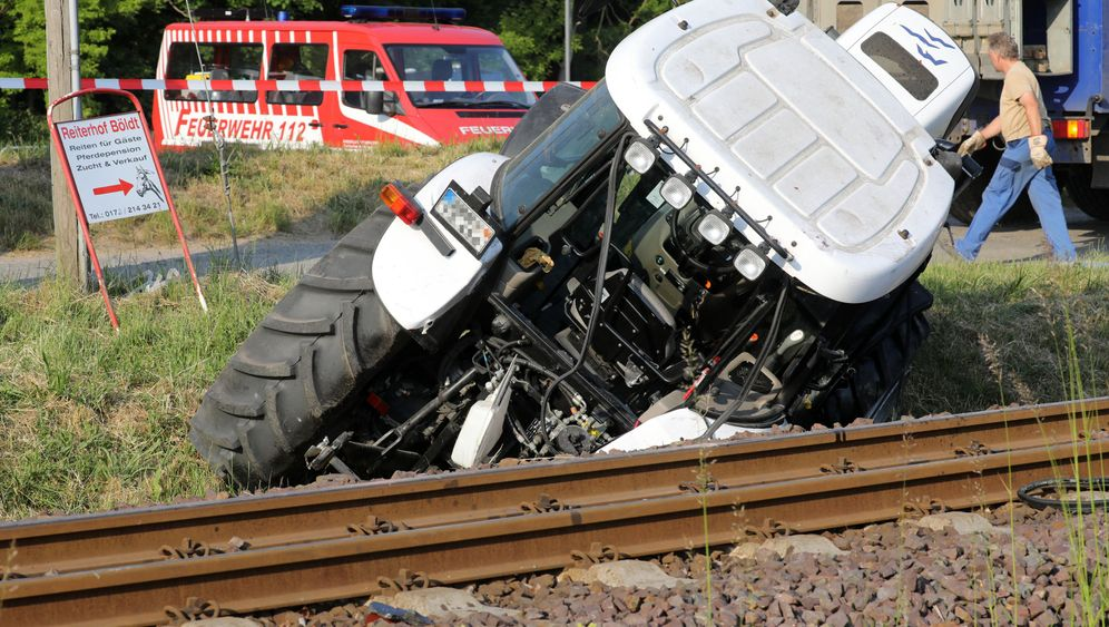 Dampfeisenbahn Molli: Kollision in Kühlungsborn