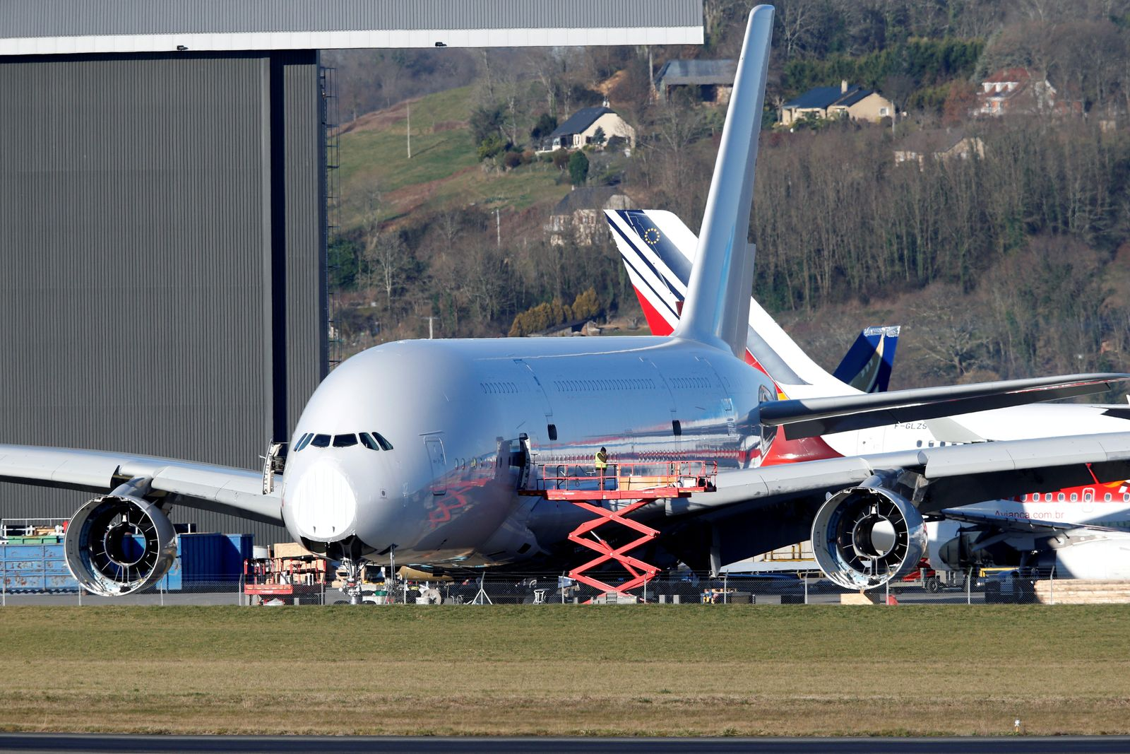 AIRBUS-GERMANY/