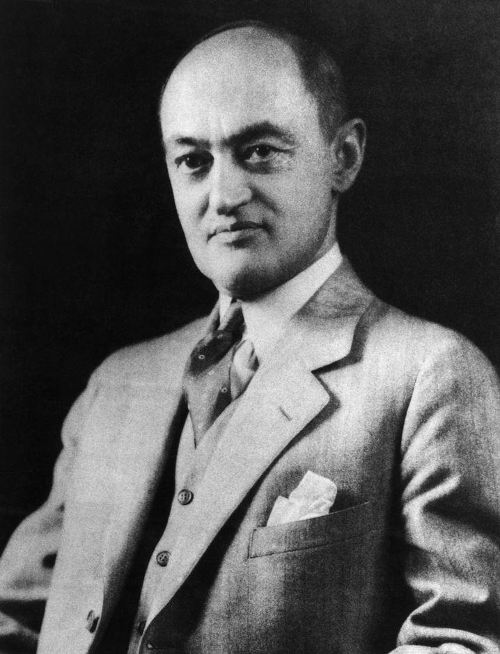 """Joseph Alois Schumpeter: These von der """"schöpferischen Zerstörung"""""""