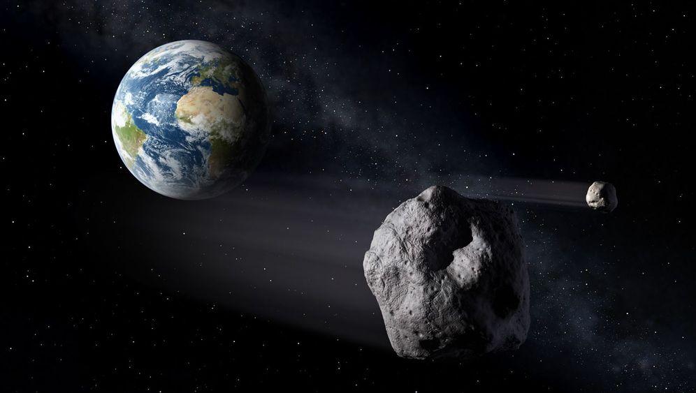 Asteroid Impact Mission der Esa: Gesteinsbrocken im Visier