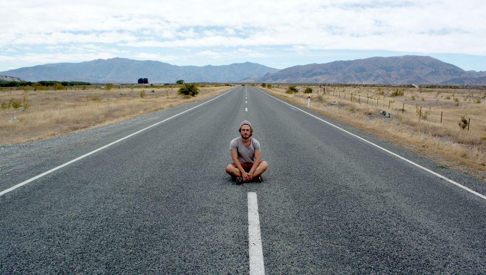 Mit dem Rad um die Welt: 17.918 Kilometer, 365 Tage, 22 Länder
