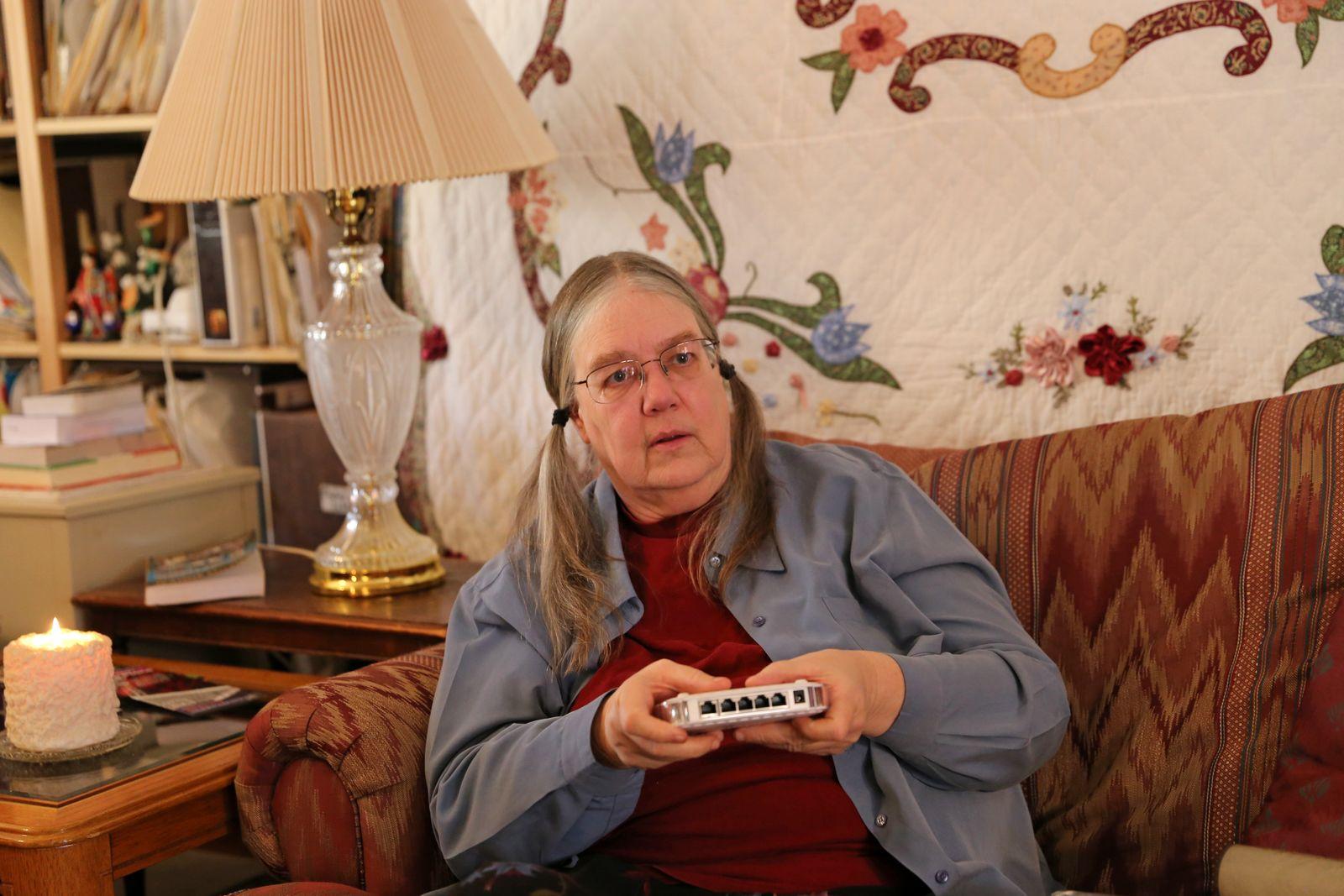 Funkloch Diane Schou