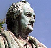 Dichter Goethe: Nicht wer die Welt am besten erklärt, verändert sie, sondern nur, wer neue Fragen stellt