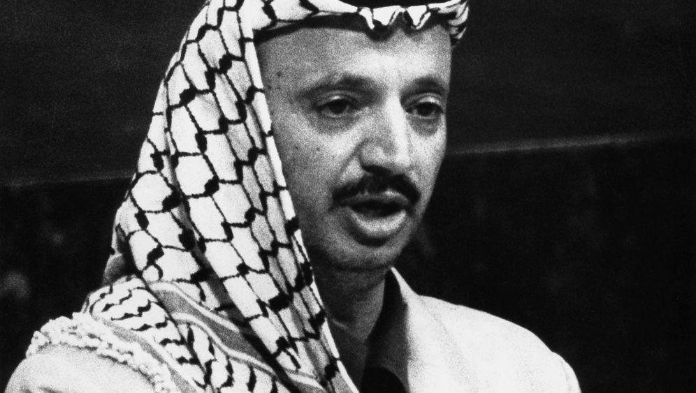 Photo Gallery: The CIA's PLO Informant