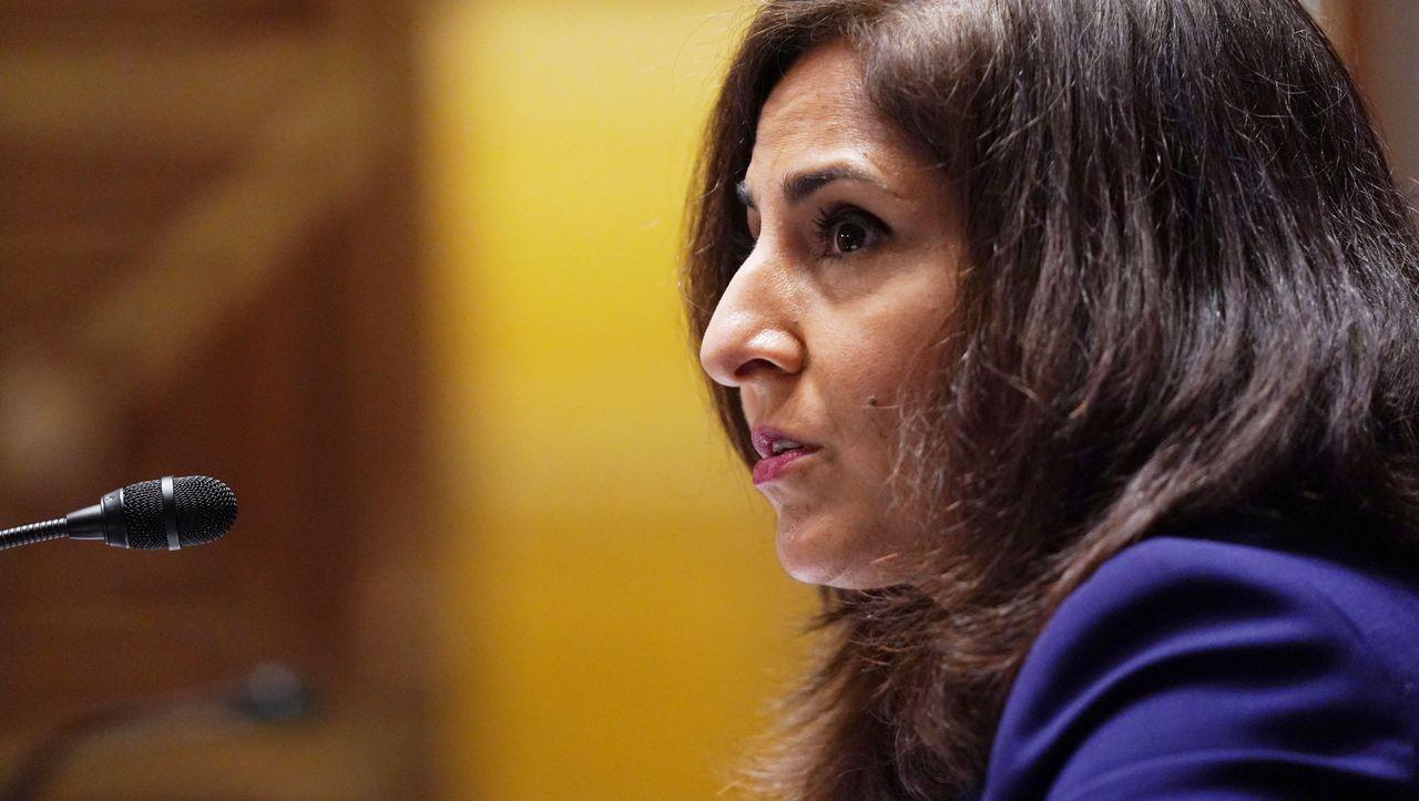 Amt der Haushaltschefin: Biden zieht Nominierung umstrittener Kandidatin zurück - DER SPIEGEL