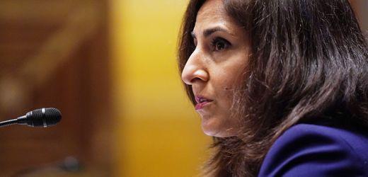 Neera Tanden: Joe Biden zieht Nominierung umstrittener Kandidatin für Haushaltsamt zurück