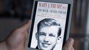 Enthüllungsbuch von Trump-Nichte fast eine Million Mal verkauft