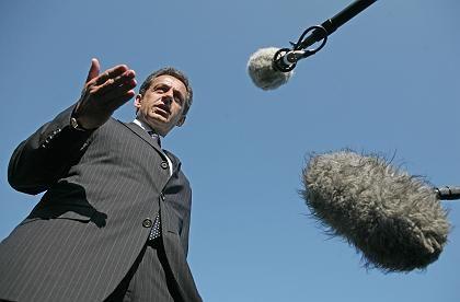 Frankreichs Präsident Sarkozy: Besser keine Abmachung als eine schlechte Abmachung