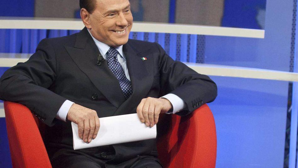 """Silvio Berlusconi: """"Das ist kein Verbrechen"""""""