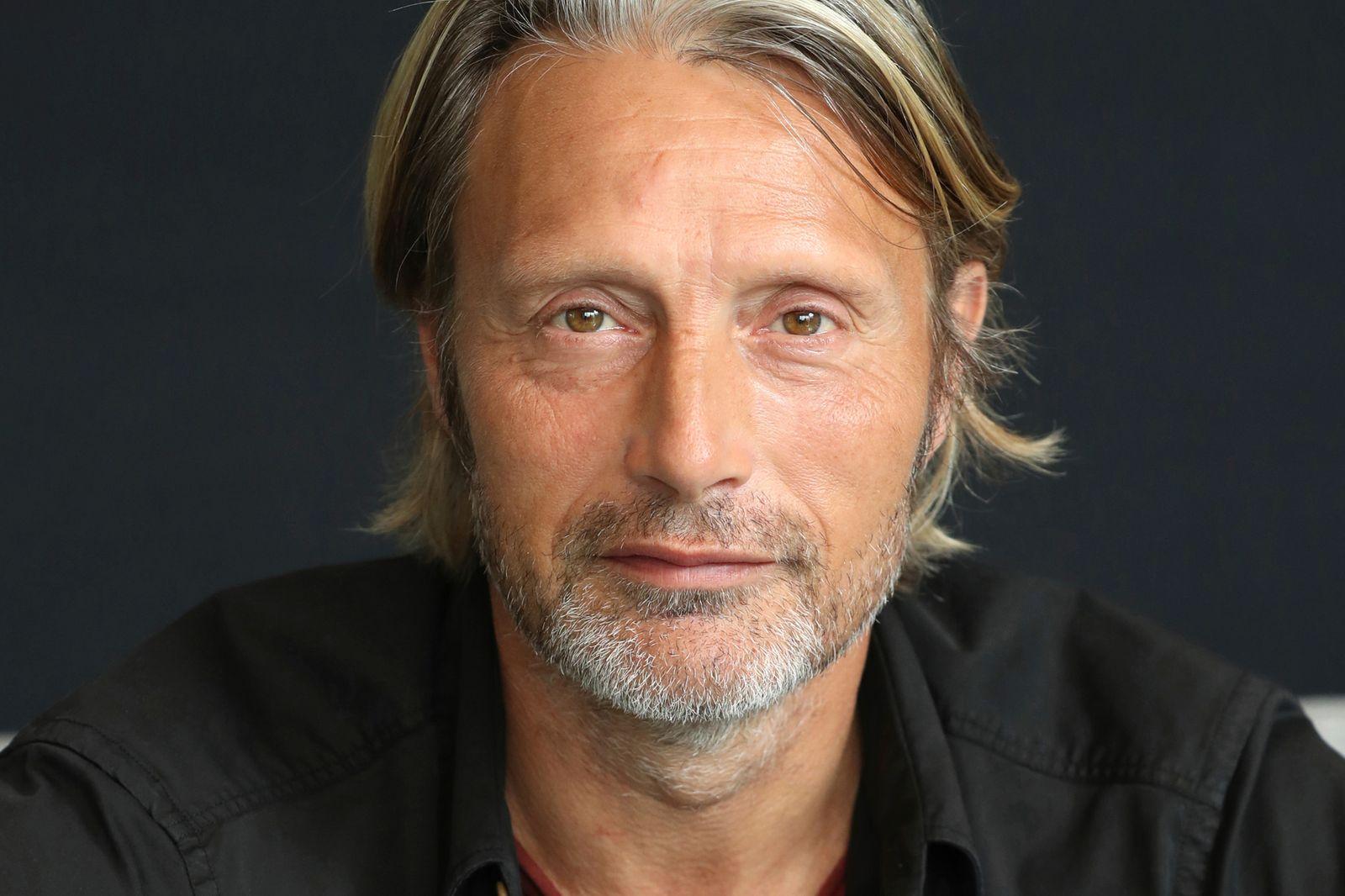 Danish actor Mads Mikkelsen in Japan