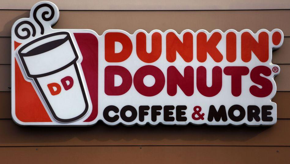 Logo von Dunkin' Donuts