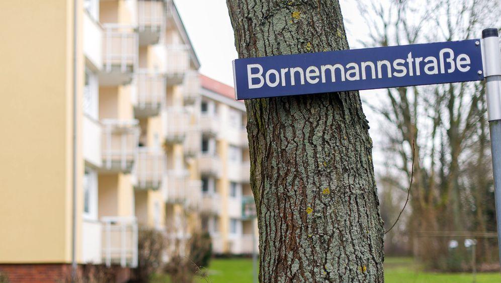 Prozess in Hamburg: Tatort Bornemannstraße