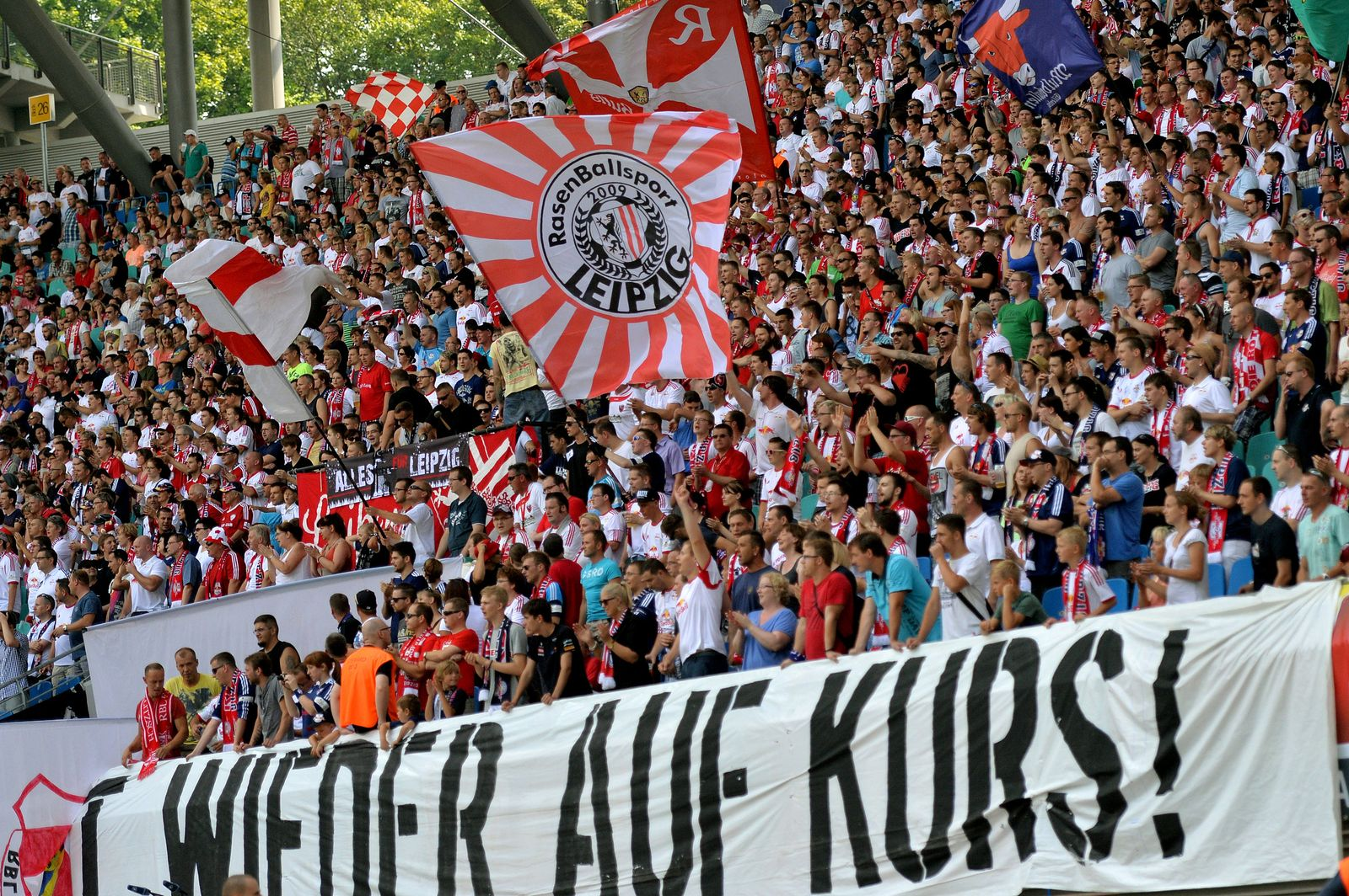 RB Leipzig - VfR Aalen