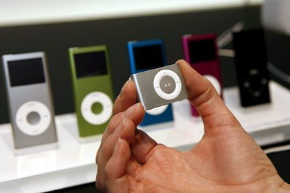 iPod Shuffle: Winzig und Wikipedia-Autoren mehr als viermal so wichtig wie das Penicillin