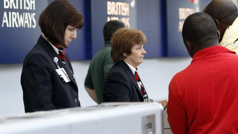 Viel Frust: British Airways hat Probleme, seine gestrandeten Kunden ans Ziel zu bringen