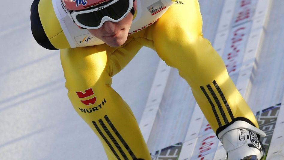 Skispringer Freund: Deutscher Hoffnungsträger bei der Vierschanzentournee