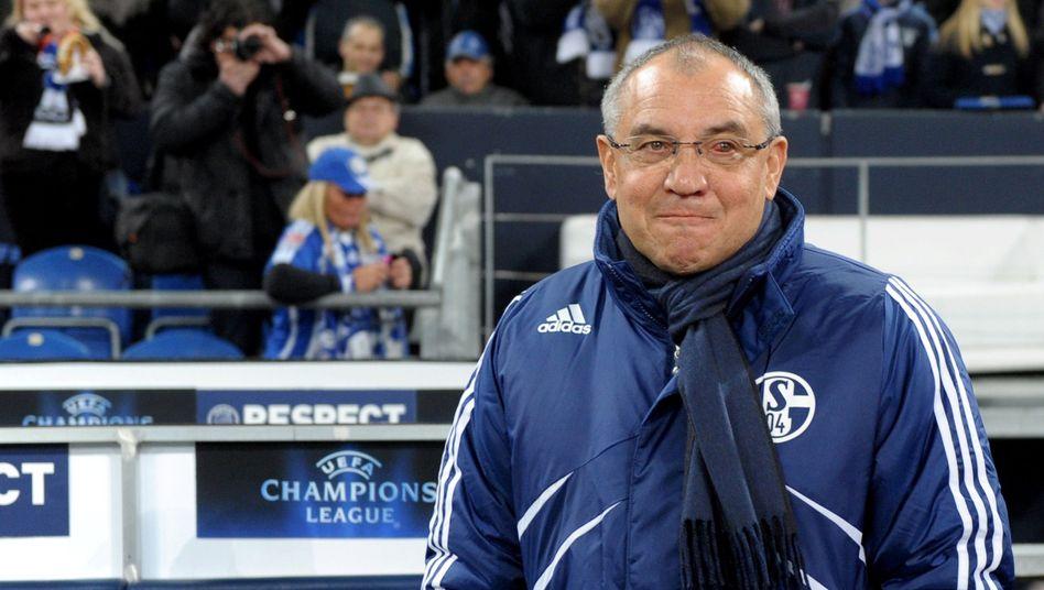 """Trainer Magath: """"Klärendes Gespräch unter Männern"""""""