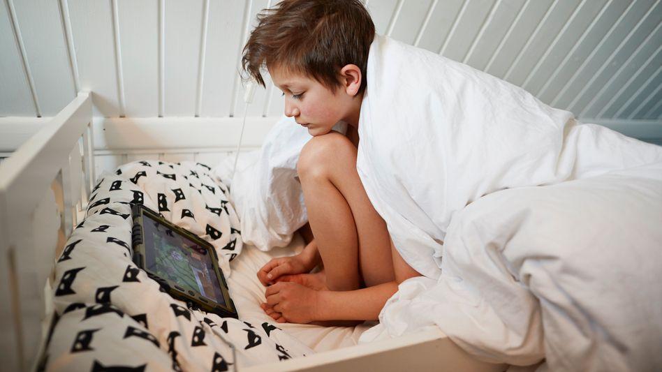 Handys, Tablets: Achtung, Suchtgefahr. Oder doch nicht?