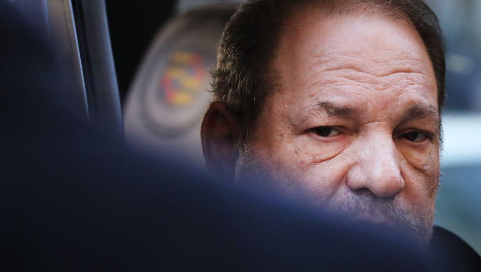 Harvey Weinstein ist verurteilt - aber nicht in allen Anklagepunkten