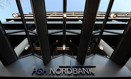 HSH Nordbank, which specializes in the shipping industry, has been saved by a state bailout.