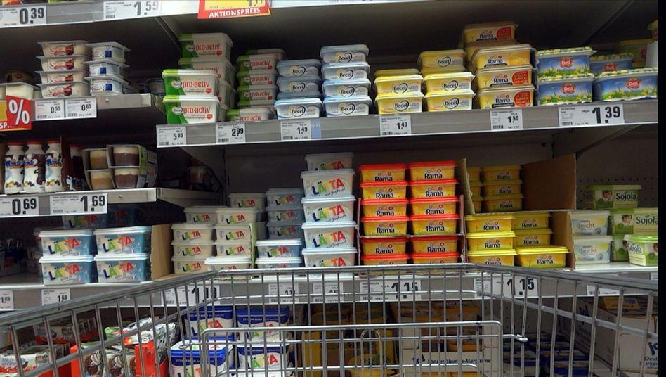 Regal im Supermarkt: Was ist wirklich gesund?