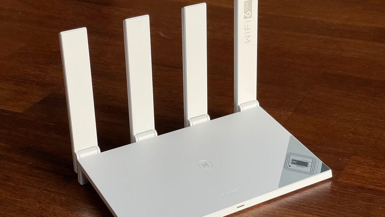 Internetrouter Wifi AX3 im Test: Das taugt Huaweis Schnäppchen-WLAN - DER SPIEGEL