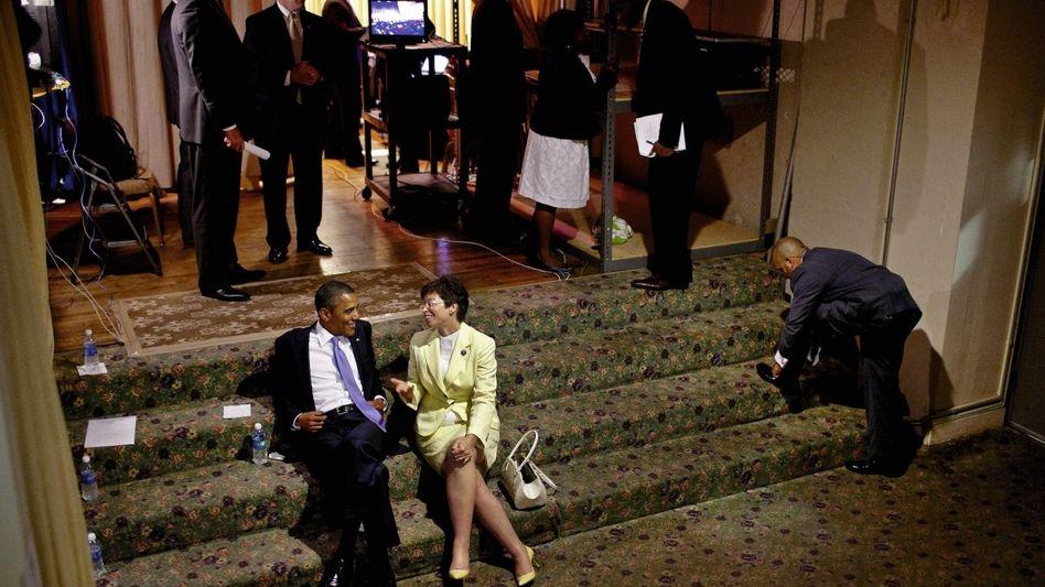 US-Präsident Obama, Vertraute Jarrett: Narrenfreiheit für die Leute aus Chicago