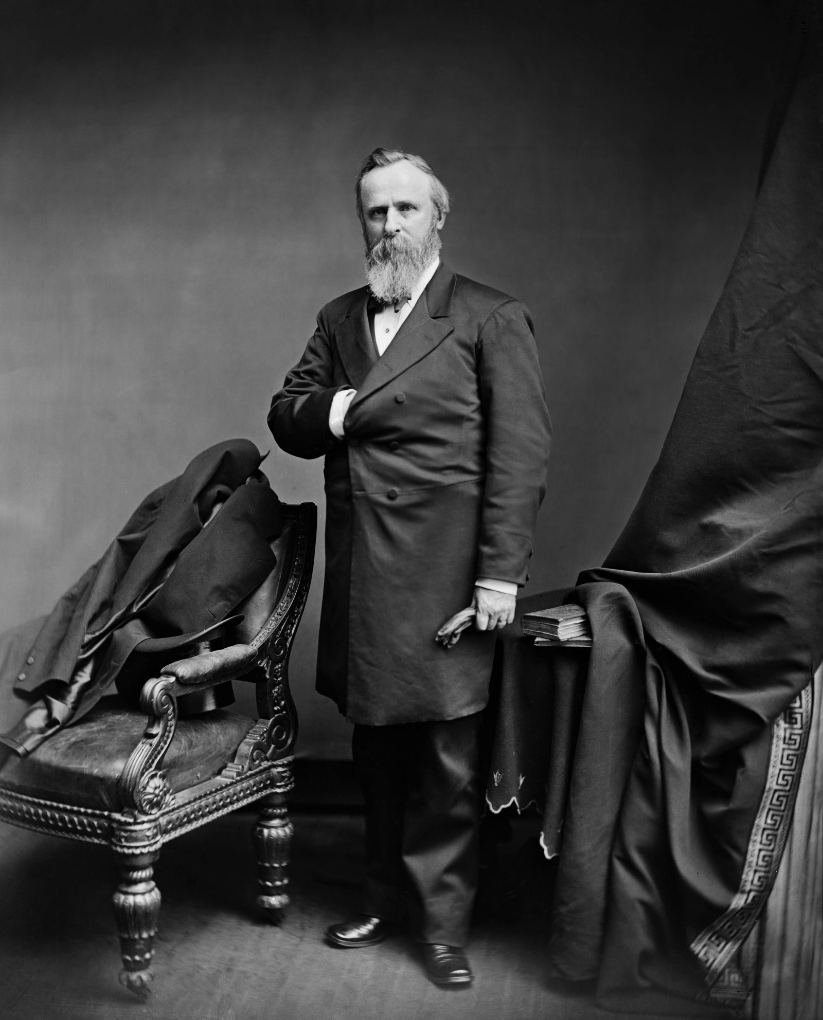 June 1 2019 USA Rutherford B Hayes 1822 93 19th President of the United States 1877 81 Full