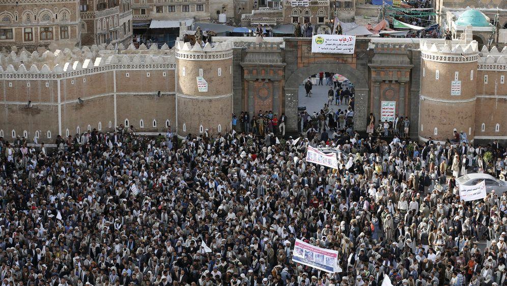 Photo Gallery: Violence in Yemen