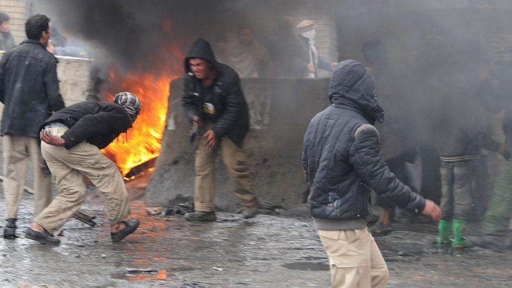 Aufruhr um Koran-Verbrennung: Wut in Bagram