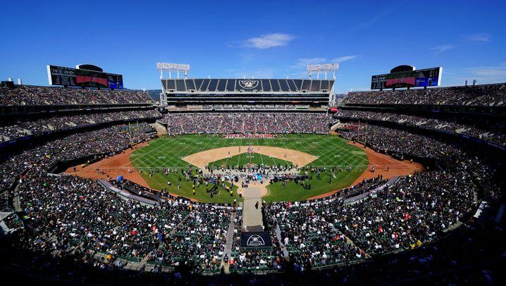 US-Sportgeschichte: Footballdramen auf Baseballfeldern