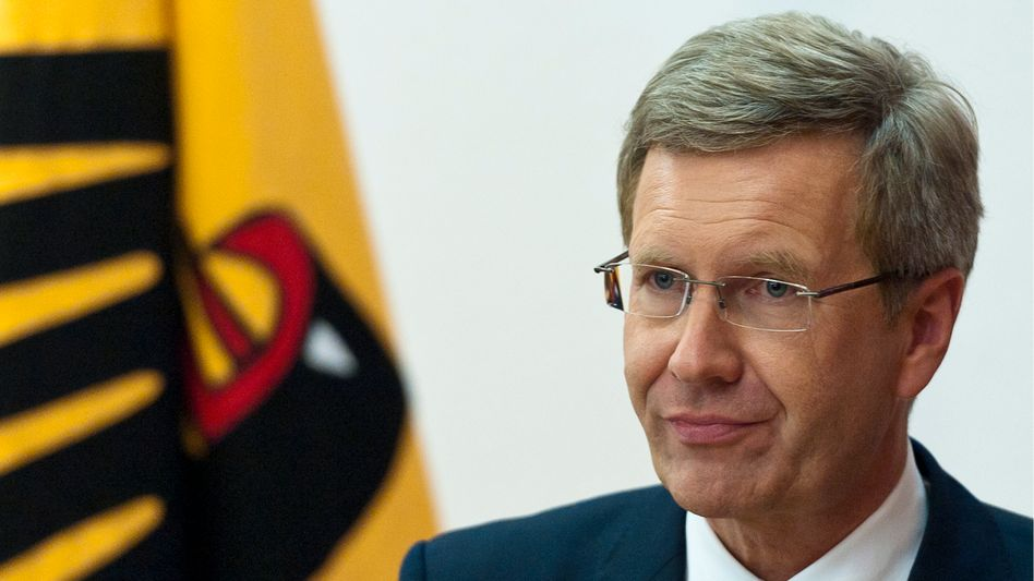 """Die Welt on President Christian Wulff: """"A president who expresses his commitment to press freedom only to trample on it ... seems out of place in an open society."""""""