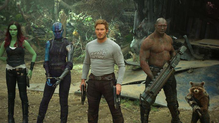 """""""Guardians of the Galaxy Vol. 2"""": Der Awesome-Effekt"""