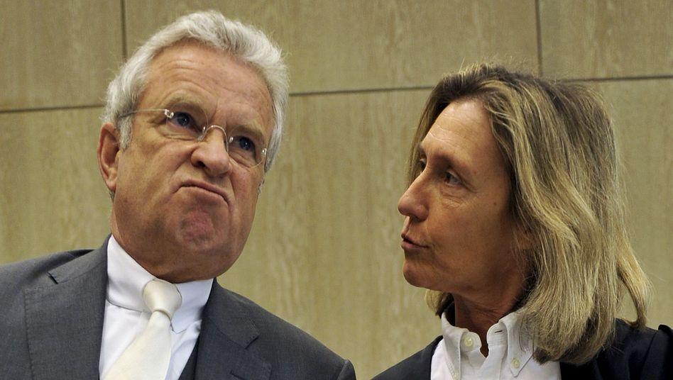 Vergewaltigungsprozess: Tag der Abrechnung für Kachelmanns Anwälte