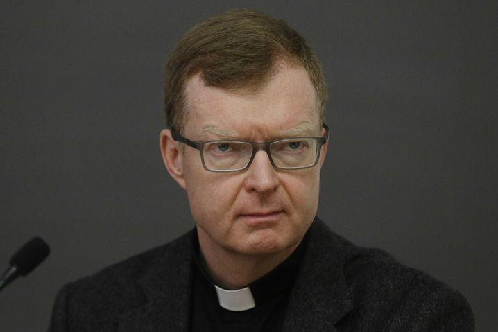 Jesuit Hans Zollner