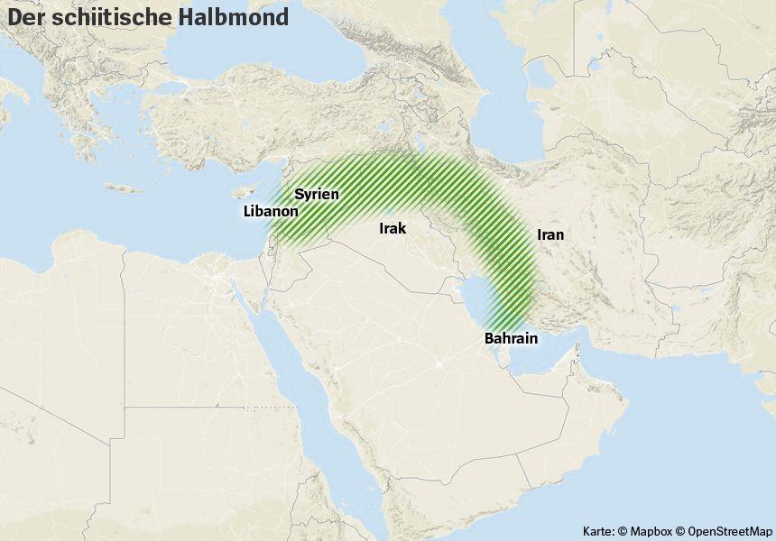 Karte Der schiitische Halbmond v4