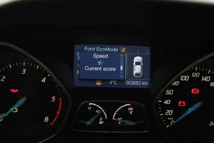 EcoMode von Ford: Spritsparen bis zur Pokalübergabe
