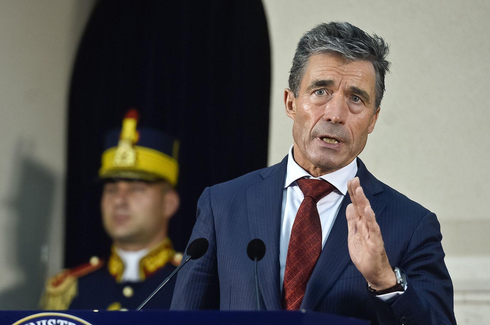 NATO / Anders Fogh Rasmussen