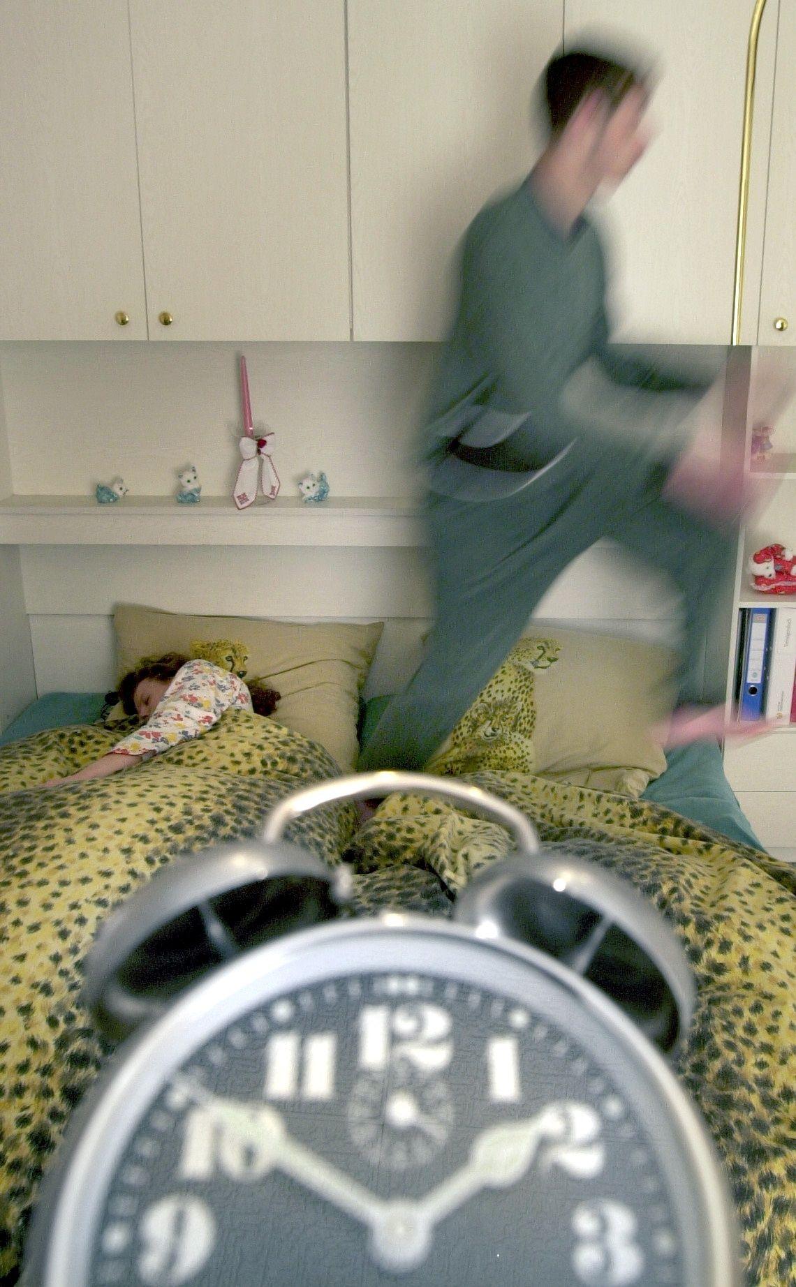 NICHT VERWENDEN Schlafprobleme / RLS / Laufzwang
