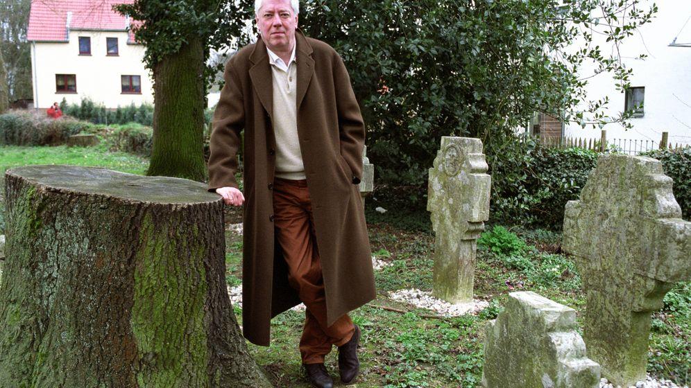 """Autor Helmut Rellergerd: """"Vielleicht liegt da ein Vampir drin"""""""