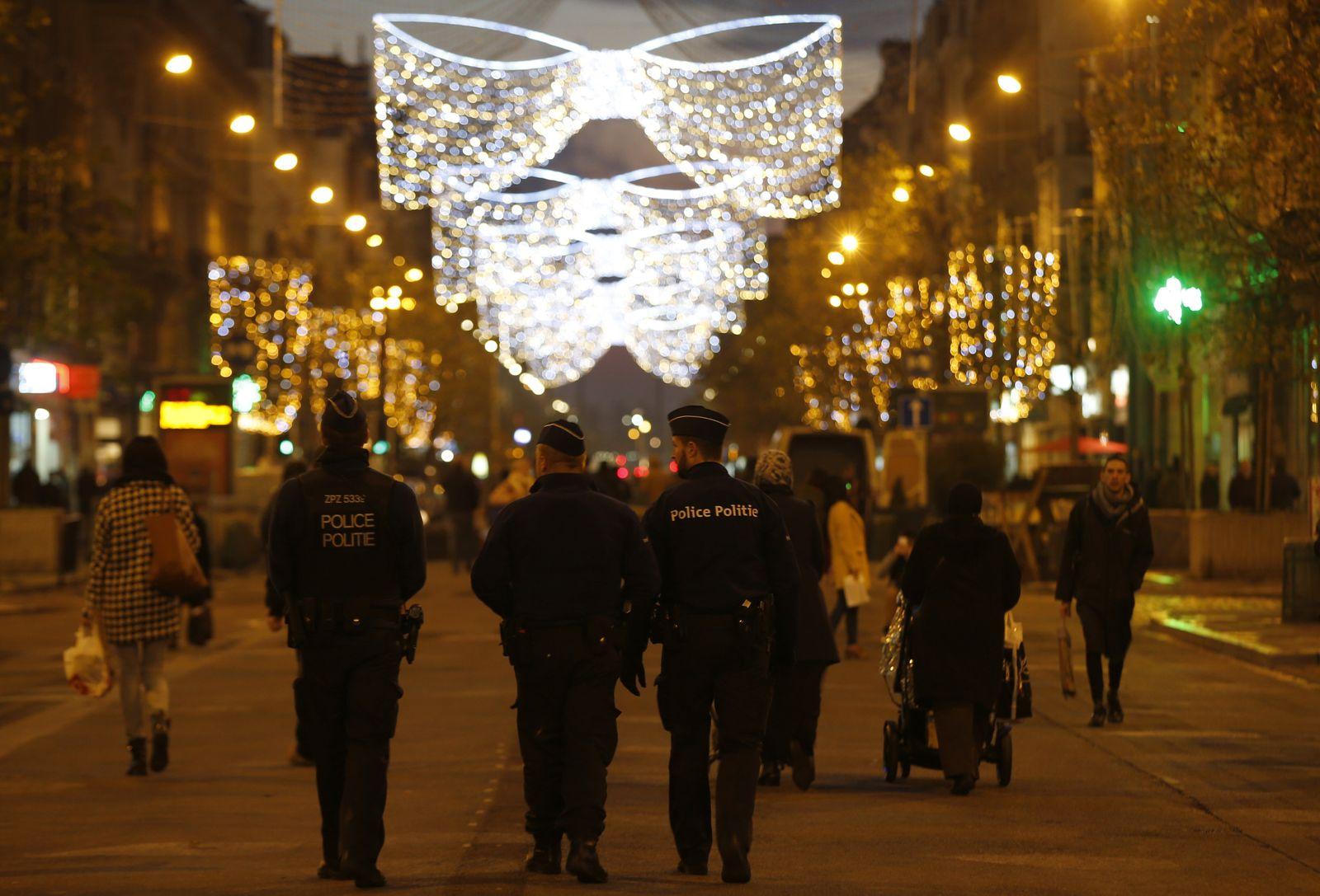Belgien / Polizei