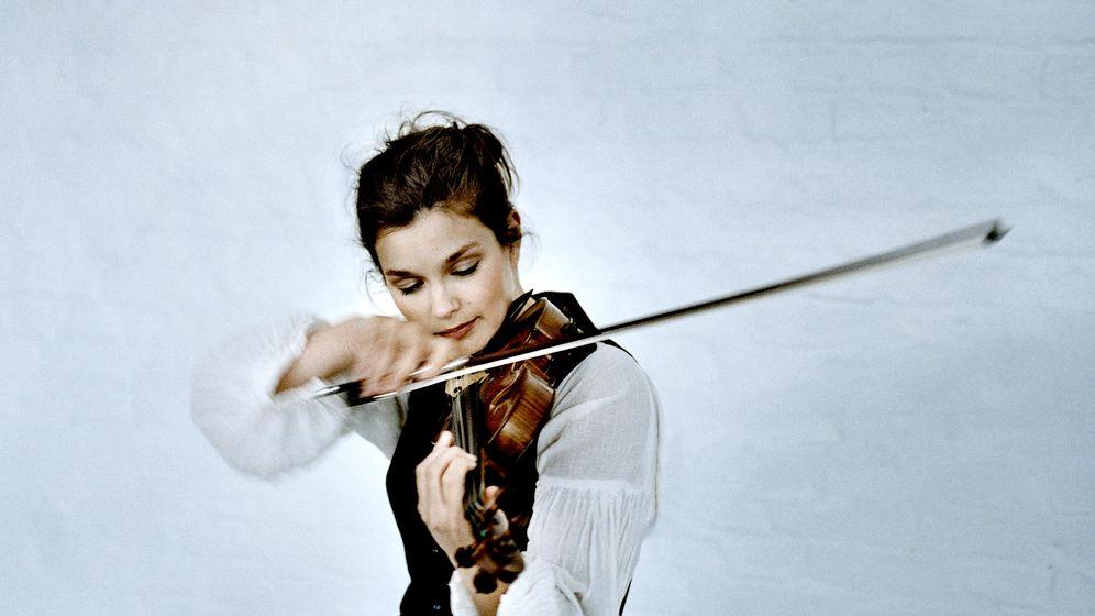 Violin-Virtuosin Jansen: Unspielbar? Unfassbar!